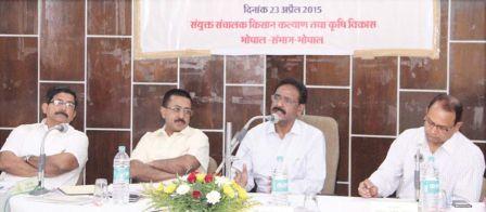 श्री प्रवीर कृष्ण प्रमुख सचिव उद्यानिकी एवं खाद्य प्रसंस्करण बने