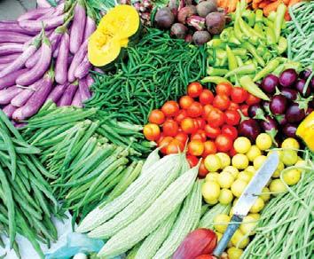 सब्जी उत्पादन में  समन्वित कीट प्रबंधन