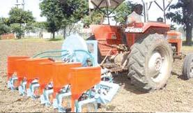 कृषि यंत्र समय की आवश्यकता