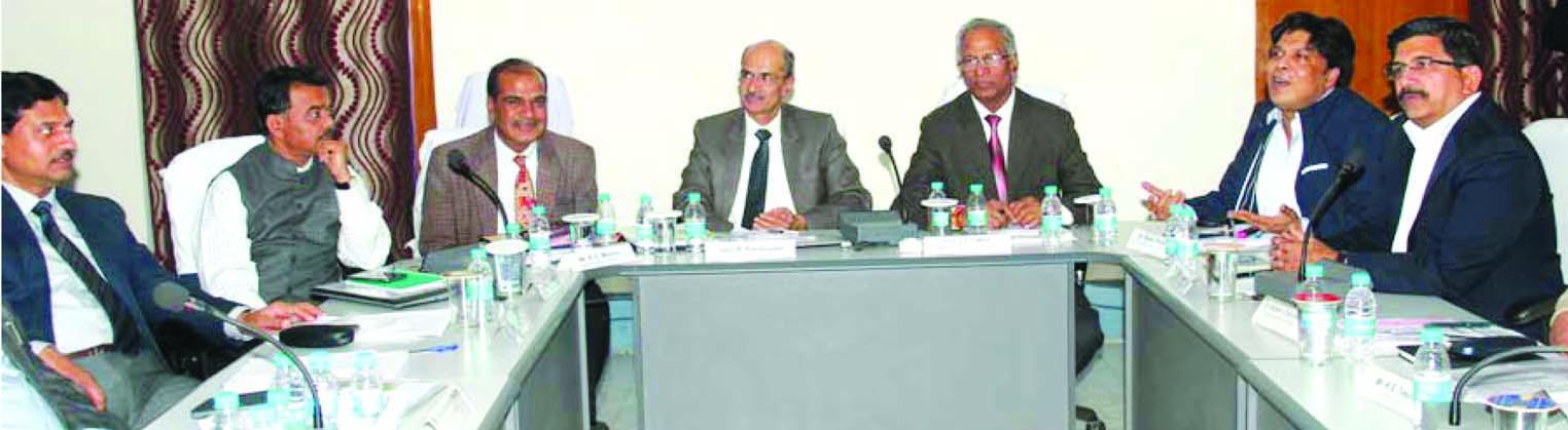 जलवायु के अनुरूप नए अनुसंधानों की जरूरत : श्री परशुराम