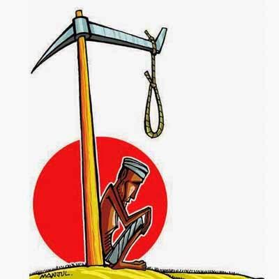 भारत में किसान आत्महत्याओं का सच