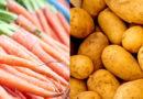 गाजर – आलू सब्जी भी दवाई भी
