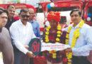 महिन्द्रा ट्रैक्टर डीलर परवेज ट्रैक्टर्स – 11 किसानों को महिन्द्रा की चाबी सौंपी