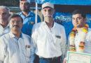 अर्जुन बरोदा की गाय को मिला पहला पुरस्कार
