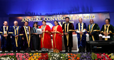 VIT Chennai Annual Convocation
