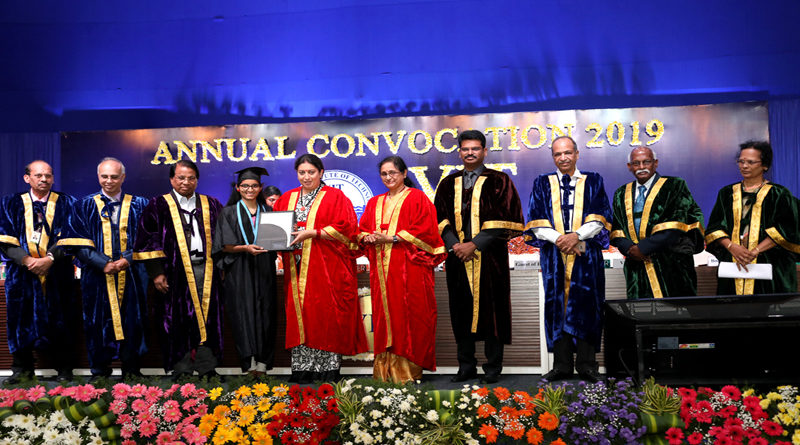 VIT Chennai Annual Convocation