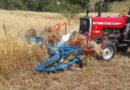 रीपर बाइंडर – गेहूं काटने की उपयुक्त मशीन