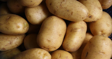falling potato prices