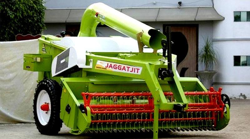 स्ट्रॉ रीपर कृषि यंत्रों के आवेदन 27 दिसंबर तक