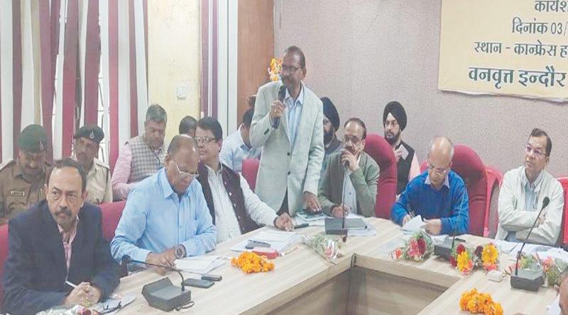 अलिराजपुर जिले में बाँस उत्पादन की व्यापक संभावनाएँ : श्री दुबे