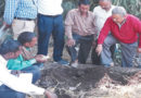 कृषि विज्ञान केन्द्र से सीखी  केंचुआ खाद उत्पादन तकनीक