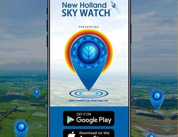 new holland sky watch