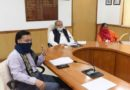 केंद्रीय कृषि मंत्री श्री नरेंद्र सिंह तोमर ग्रामीण विकास योजनाओं की विस्तृत समीक्षा