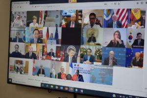 कोविड-19 से निपटने G-20 देशों के कृषि मंत्रियों की हुई असाधारण बैठक
