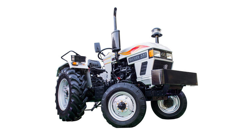 आयशर ट्रैक्टर्स की भारी मांग - एडवांस बुकिंग करा रहे किसान