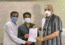रायपुर : मुख्यमंत्री सहायता कोष में पोल्ट्री फार्म और हैचरी एसोसिएशन ने दिए 2.45 लाख रूपए