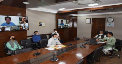 राजस्थान , पंजाब में 14,000 हेक्टेयर में टिड्डी नियंत्रण किया गया