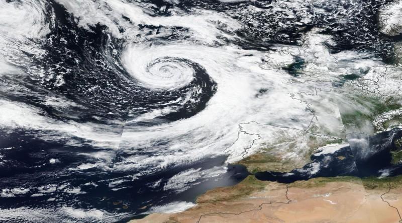 16 मई की शाम तक चक्रवाती तूफान की आशंका