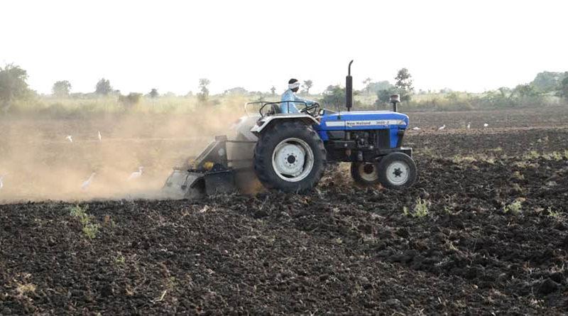 म.प्र. में कृषि यंत्रीकरण की गति धीमी