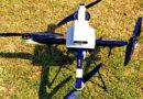कृषि में ड्रोन का उपयोग