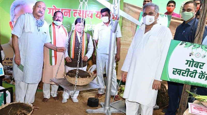 सरकार खरीदेगी 2 रुपए किलो गोबर