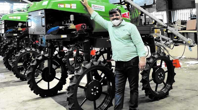 खेती की चुनौतियों के लिए महिंद्रा सम्पूर्ण फसल सुरक्षा समाधान लांच