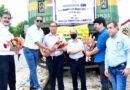 100 न्यू हॉलैंड ट्रैक्टरों का बांग्लादेश को निर्यात
