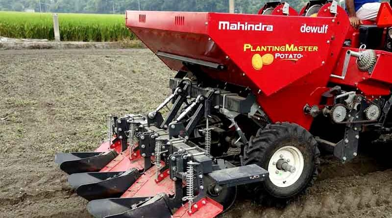 Mahindra potato