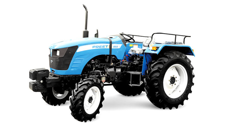 tractor 955