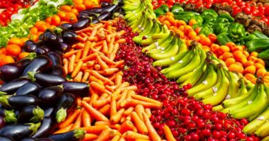 vegetable & fruit