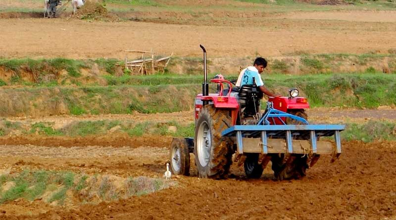 कृषि यंत्रों के लिए जमा करनी होगी धरोहर राशि