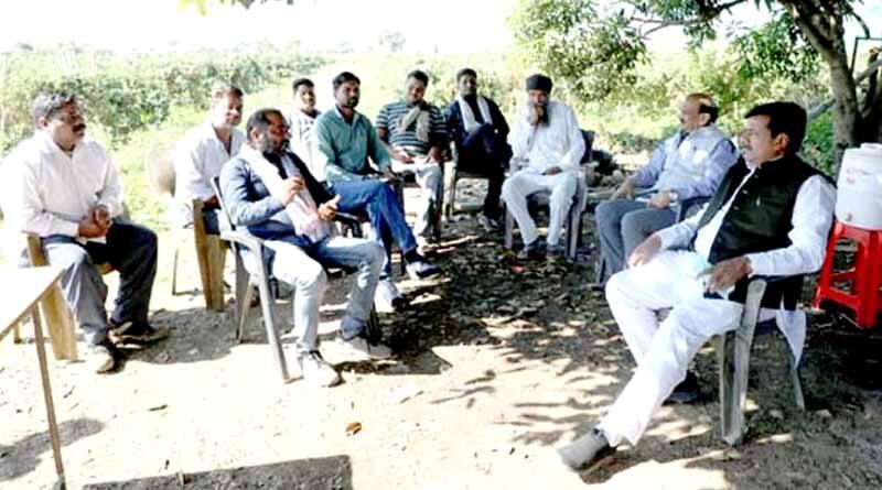 उद्यानिकी फसलें उगाने की तहसील स्तर पर किसानों को ट्रेनिंग : राज्य मंत्री श्री कुशवाह