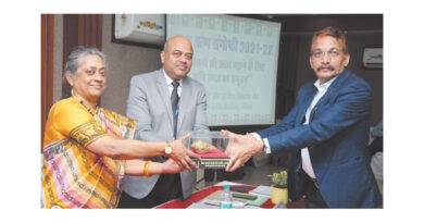 Khargone Co-operative Bank Awarded