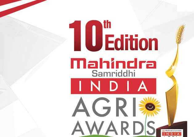 Mahindra conferred Agriculture Champion Award