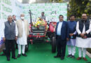 Country's first CNG tractor presented