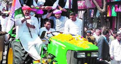 Contract farming will make farmers bonded laborers: Shri Kamal Nath