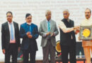 Sri Srivastava conferred Best Dean Student Welfare Award