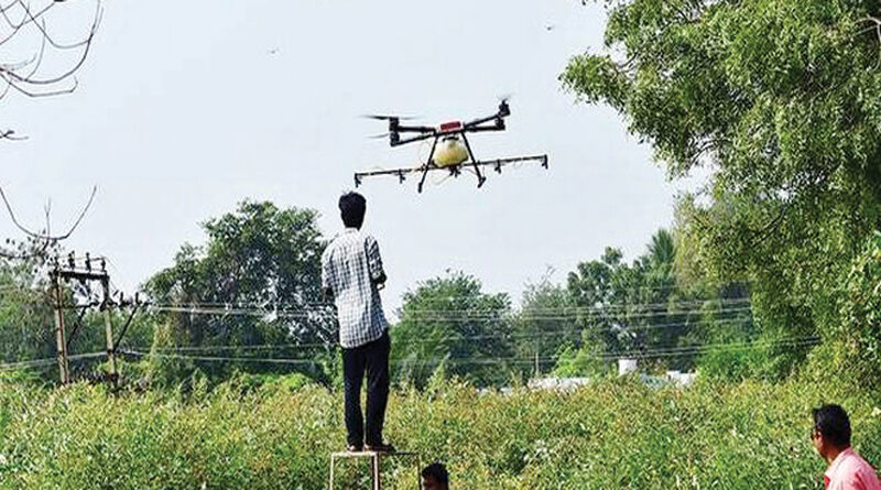 Drone survey of 2 lakh 30 thousand villages will be done
