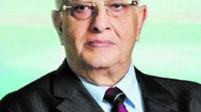 यूपीएल चेयरमैन श्री रज्जू श्रॉफ पद्म भूषण से सम्मानित
