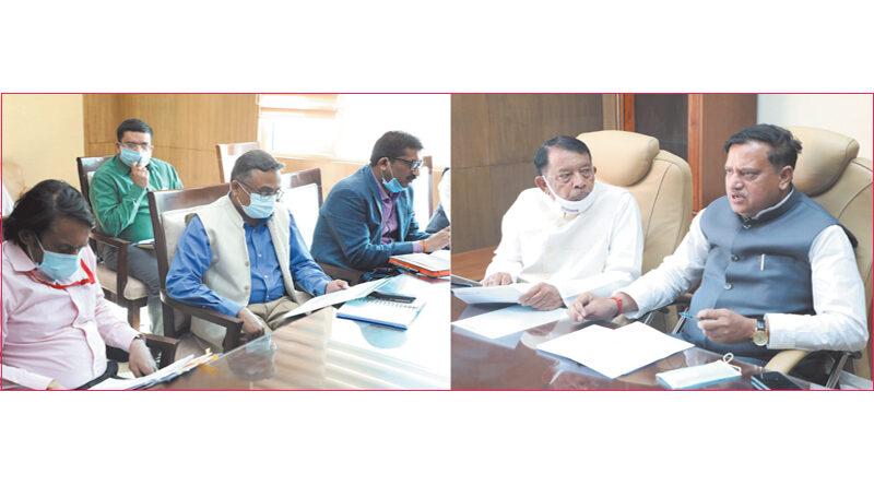 More than 21 lakh wheat farmers registered in Madhya Pradesh