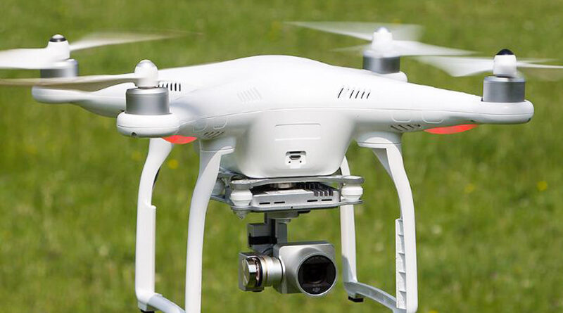 Ministry of Agriculture allowed to use drone