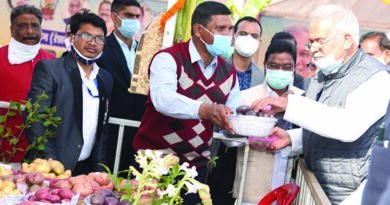 Government working in the interest of farmers: Chief Minister