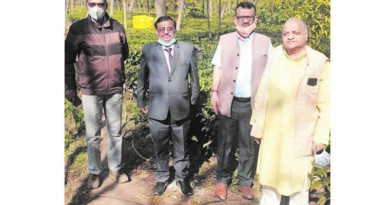 Central Secretary inspects water mill Van Dhan Kendra