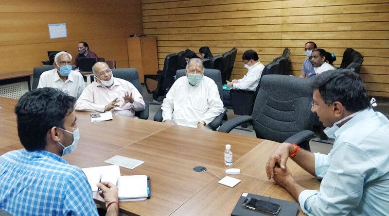 173 lakh will be spent on the development of Ahilyamata Gaushala