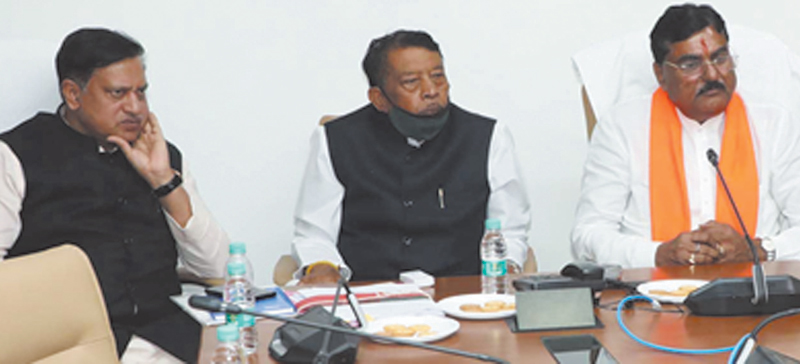 Three departments will form an action plan for farmers