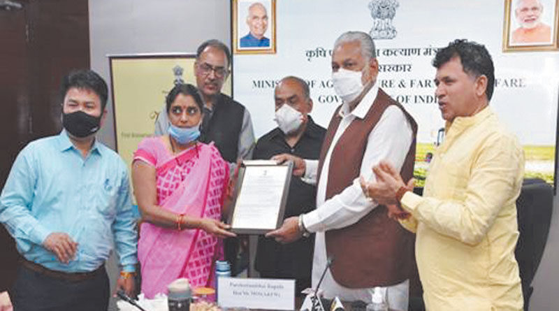 FPO families will bring big changes in agriculture: Mr. Rupala