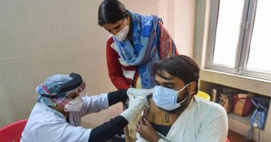 मध्य प्रदेश में जुलाई में एक करोड़ कोविड टीके लगाने का रिकार्ड