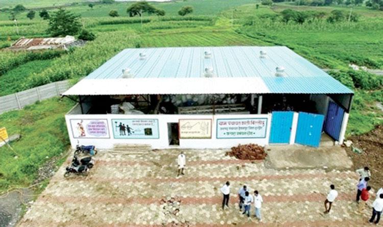 ग्रामीण विकास योजनाओं में अव्वल बना इंदौर
