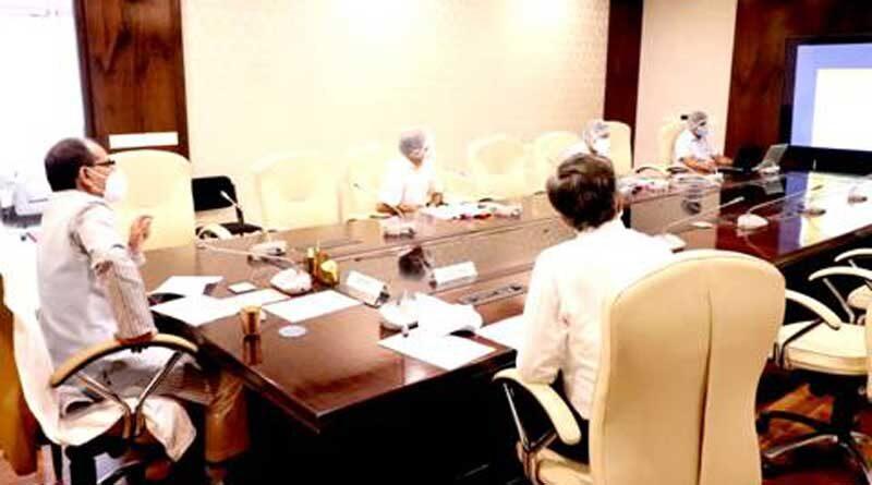 खरीफ फसलों के लिए बीज एवं उर्वरकों की सुगम आपूर्ति हो - मुख्यमंत्री श्री चौहान