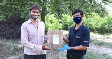 महामारी में भी किसानों को घर बैठे मिल रहे है कृषि उत्पाद एग्रोस्टार द्वारा